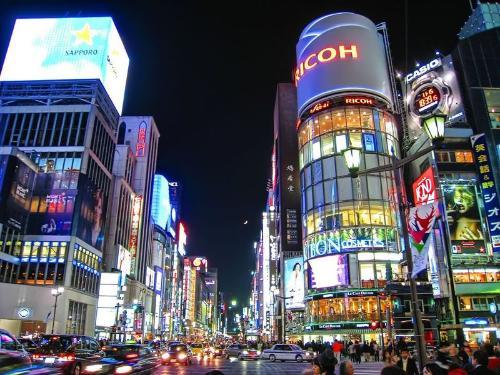【国际】日本8日游
