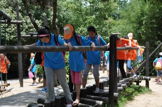 【夏令营】长白山远征营