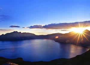 【登天池赏日出】火山日出、北景区观光1日游