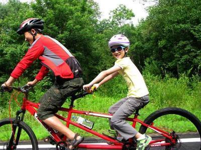 【骑行长白山】  逐日骑行观天池