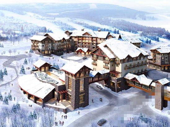 【自由行】12月长白山万达喜来登酒店+滑雪+水乐园+接送服务
