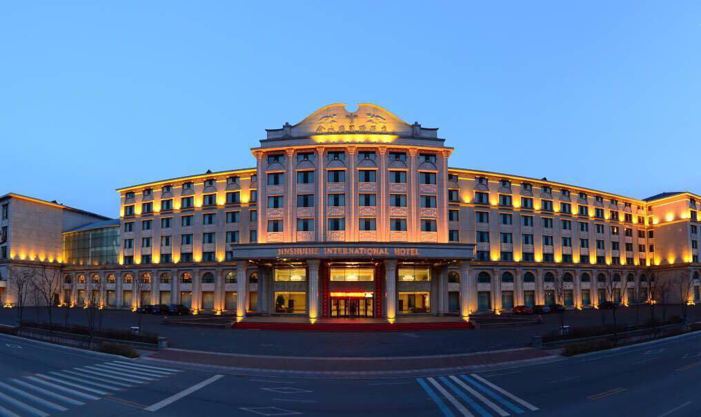 长白山金水鹤温泉酒店